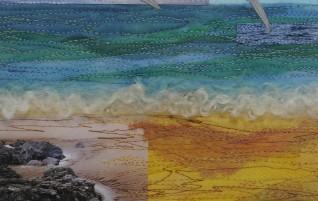 Karen Fanzo – Original Textile Artwork